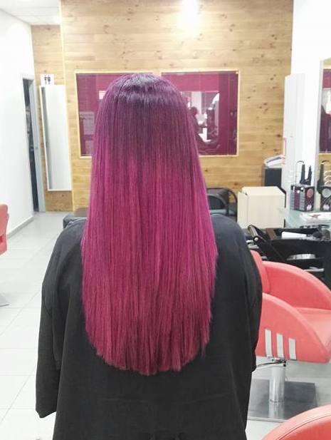 Californianas violeta