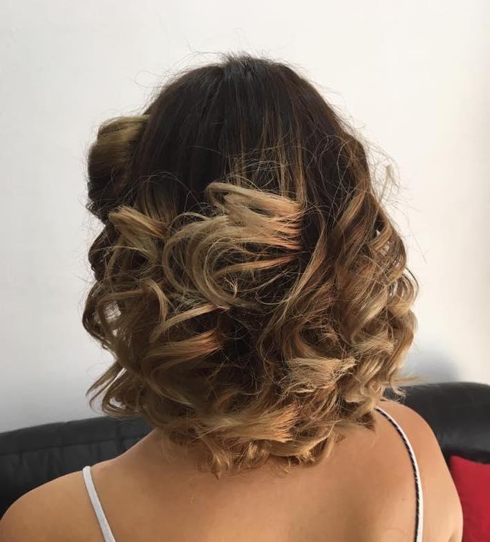 Peinado Rockabilli
